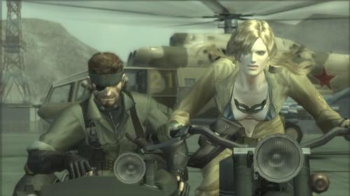 Metal Gear Solid 3 HD Screenshot OWIG 76 Kevin