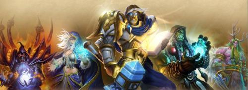 Hearthstone Heroes HD Wallpaper