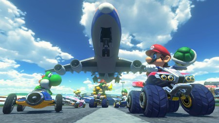 Mario Kart is the best party game of the year. But not THE Game of the Year.