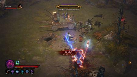 More Diablo console