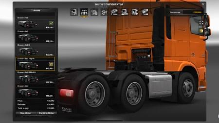 EuroTruckSims2 Wheels