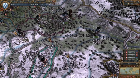 The wonderful snowy German lands....Ansbach was mine soon after this image was taken.