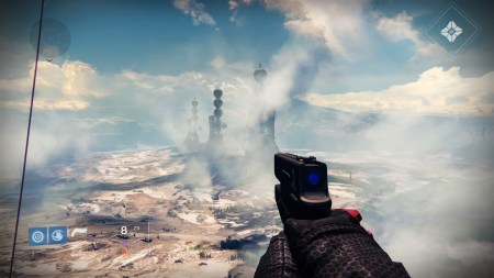 The Taken King takes you to some stunning new locales.