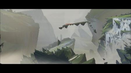 Banner Saga 2 cliff