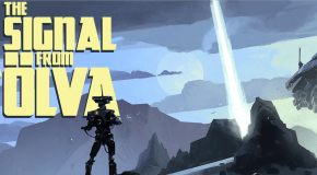 First Gameplay Action for The Signal from Tölva