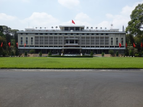 The War-era Presidential Palace