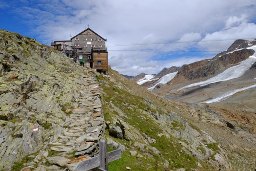 Bella Vista hut