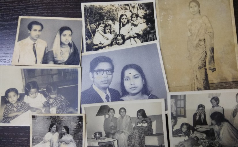 Family Albums: the lure of Black & White