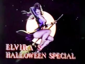 Elviras Halloween Special