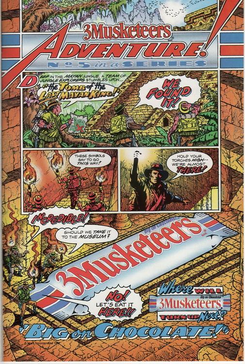 Ghost Rider 15.6 3 Musketeers