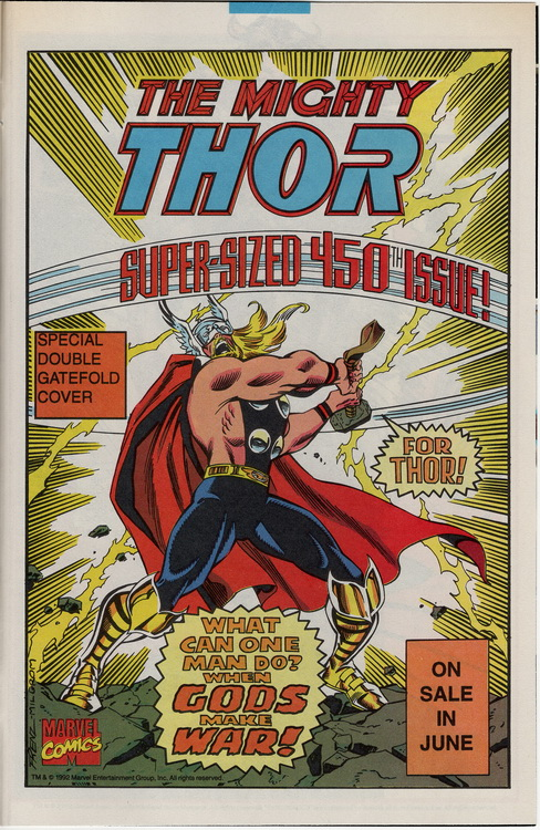 Terror Inc #2 Thor 450