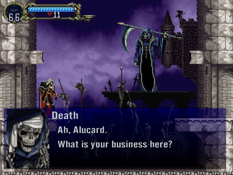Alucard-Death