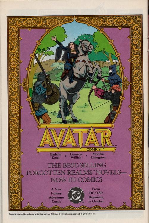 Lobo 1 Avatar Comics