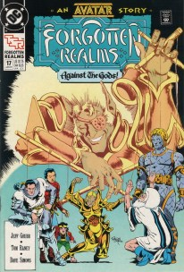 Forgotten Realms 17 Cover