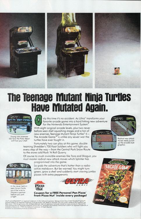 What If... 24 Teenage Mutant Ninja Turtles II
