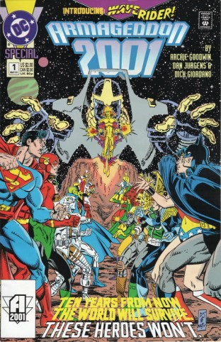 Armageddon 2001 Cover