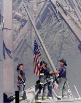 American_Flag_Twin_Towers