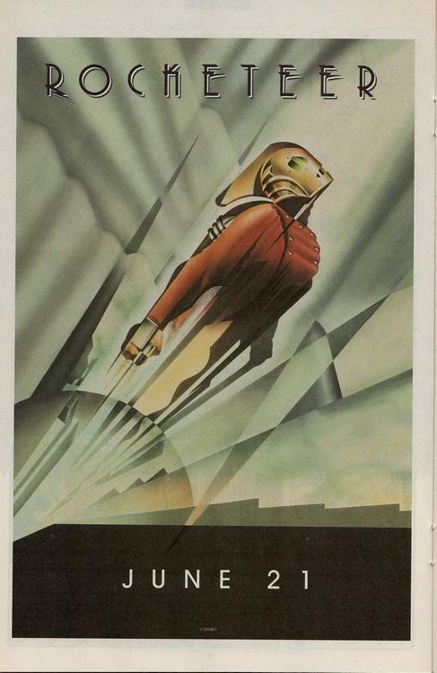 Sleepwalker Rocketeer