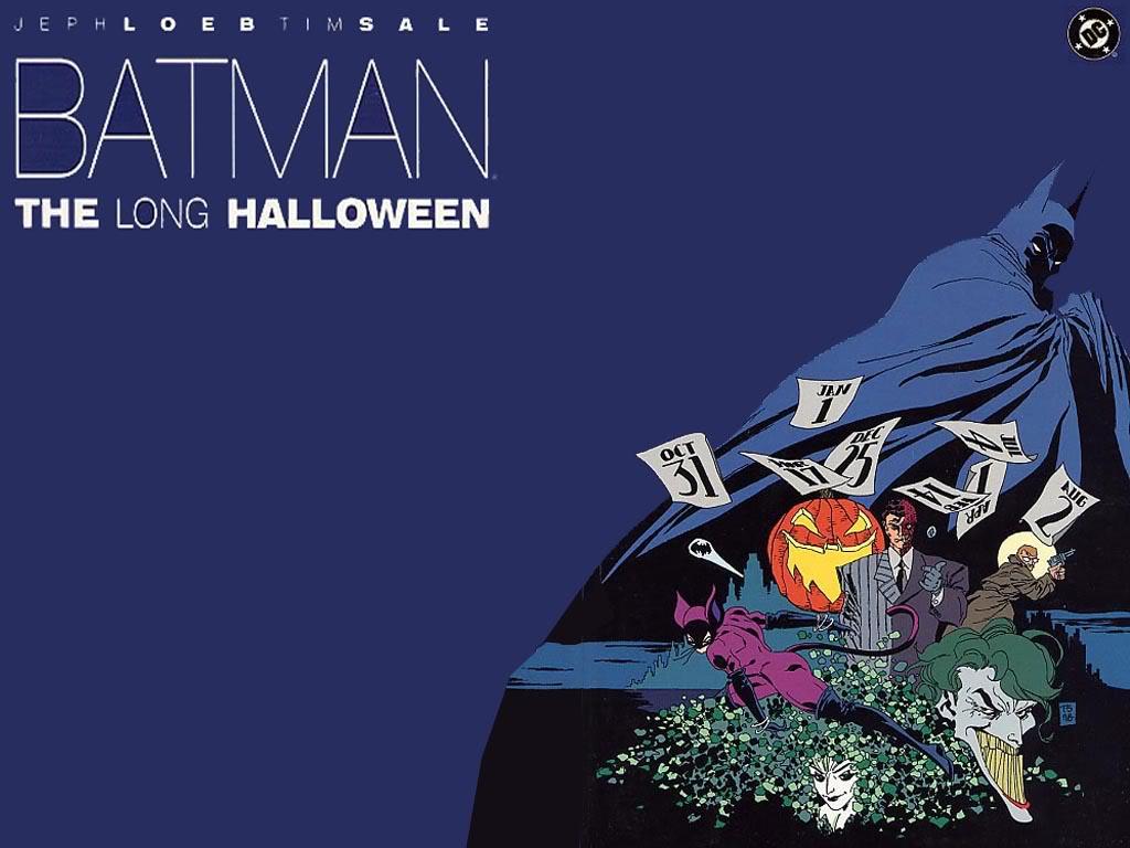 Batman The Long Halloween Header