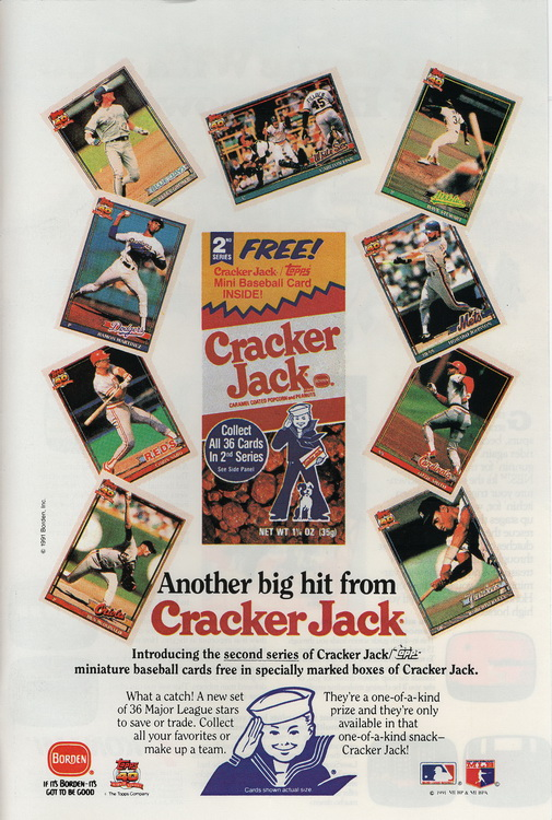 The Web 1 Cracker Jack