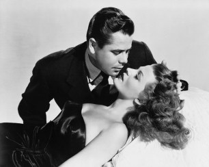 Glenn Ford cannot handle your hotness, Rita, and neither can we.