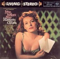 One of many albums O'Hara released, this in 1958 by RCA.