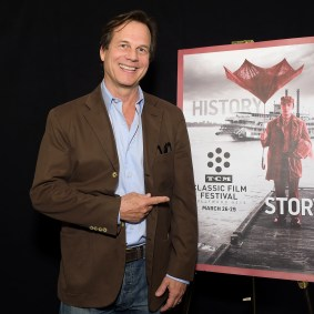 LOS ANGELES, CA - MARCH 27: Actor Bill Paxton attends the screening of 'Apollo 13' during day two of the 2015 TCM Classic Film Festival on March 27, 2015 in Los Angeles, California. 25064_005 (Photo by Stefanie Keenan/WireImage) *** Local Caption *** Bill Paxton