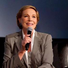 Julie Andrews at the 2011 TCM Film Festival.