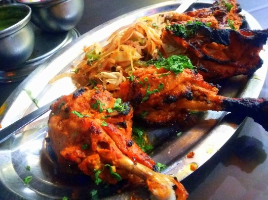 Tandoori Chicken2