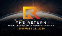 'The Return: Next Generation' Kickoff Worship Service Set for Sept. 25