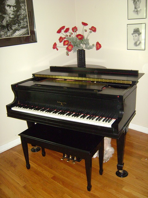 cheap grand piano