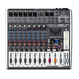 Behringer Xenyx X 1222 USB 16 input mixer