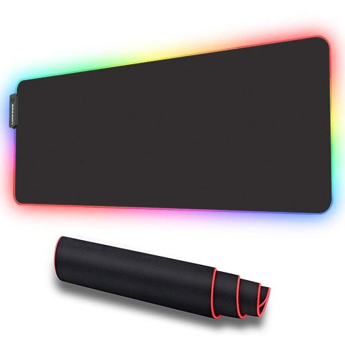LUXCOMS Soft Gaming Mouse Pad