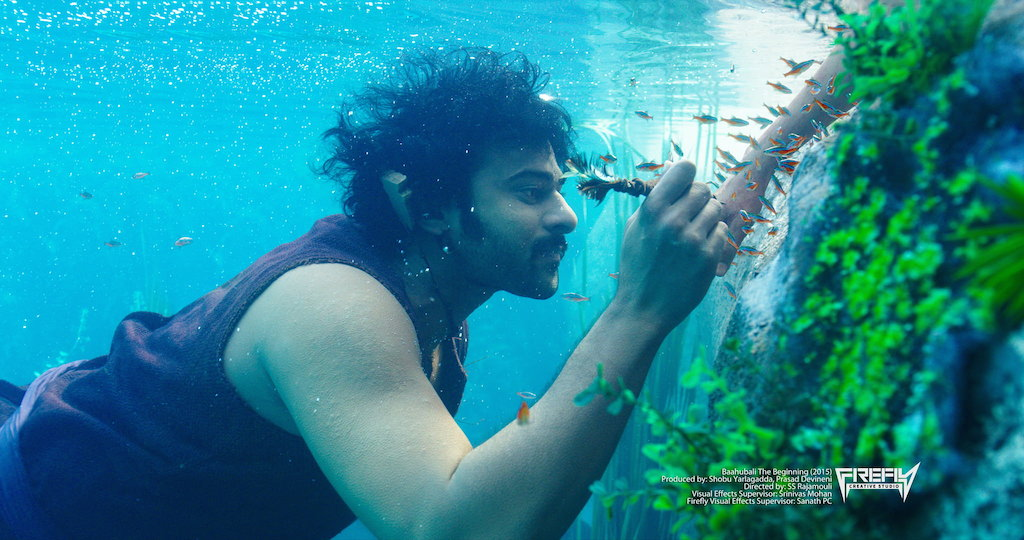 Still from Baahubali: The Beginning