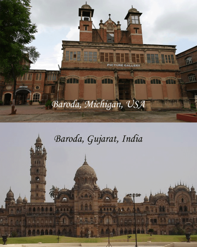 Popular Cities in world that shares name with Indian cities