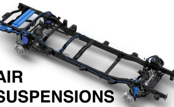Air suspension
