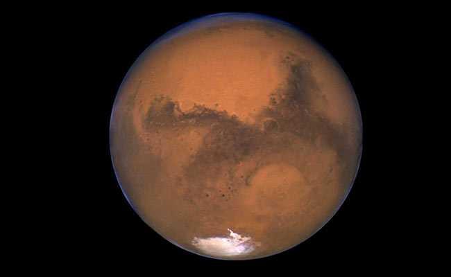 Liquid Water Lake Found on Mars
