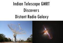 Indian Telescope GMRT