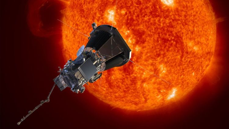 Parker Solar Probe launched