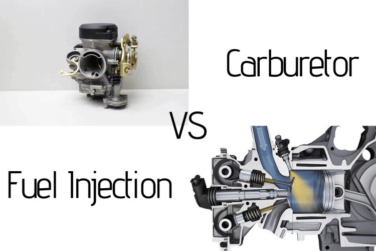 Carburetor vs Fuel Injection