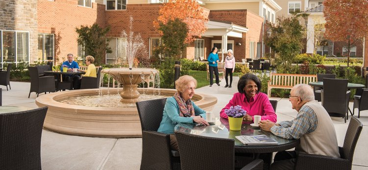 4 Criteria for Choosing the Right Retirement Community