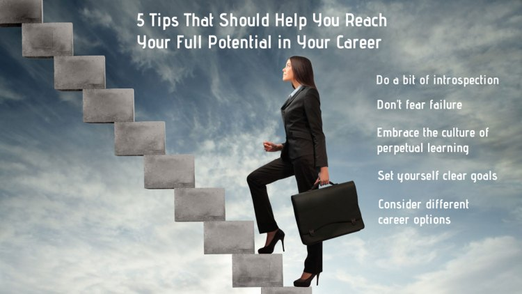 5 Tips That Should Help You Reach Your Full Potential in Your Career