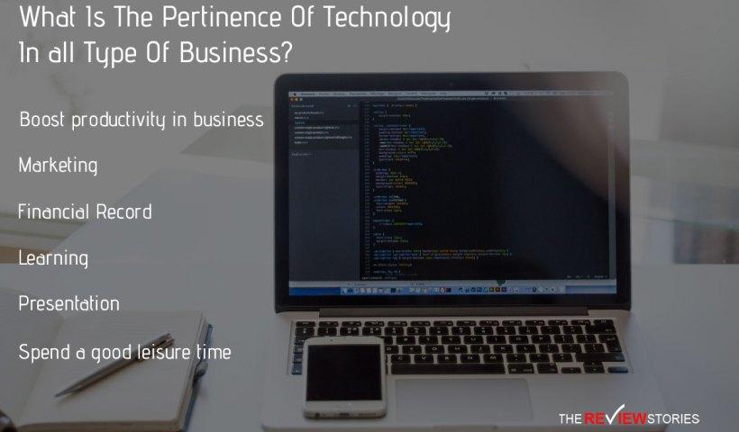 usage of technology