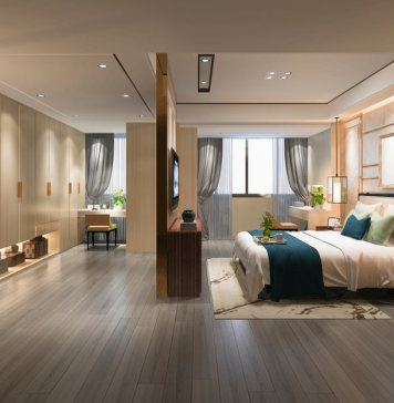 cloth ceiling