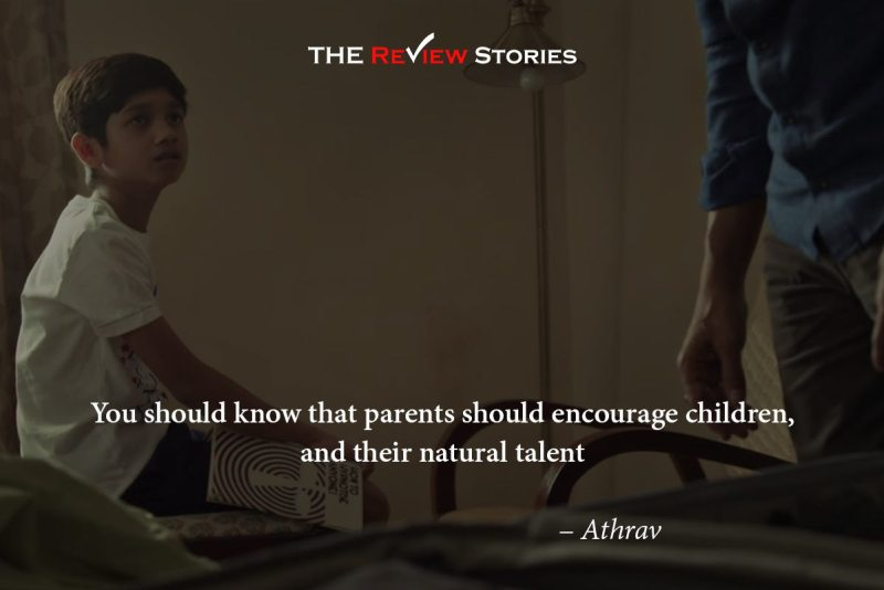 You should know that parents should encourage children and their natural talent