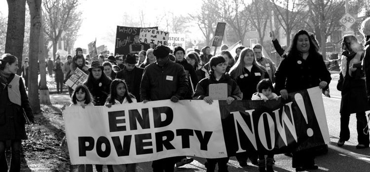 Why Poverty MUST Be About Racism, Not Marriage