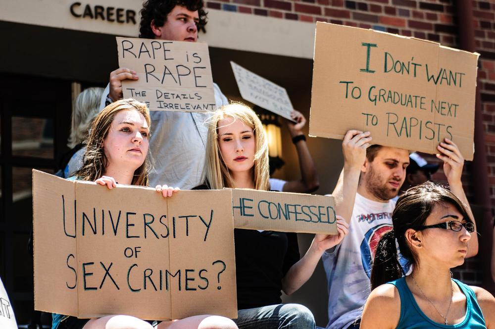 College is turning men into perpetrators first.