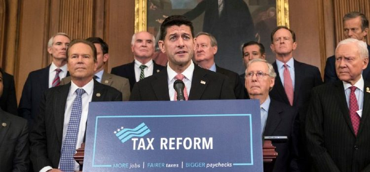 GOP Tax Reform is Democrat-Lite. Where's the Conservatism?