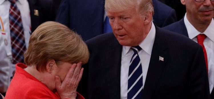 G7 — World Throws Tantrum As President Trump Puts America First
