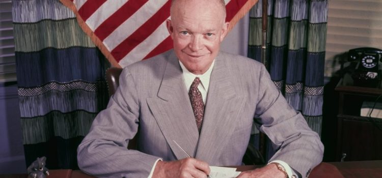 Trump's Immigration Goals Mirror Eisenhower's: Jobs And Security